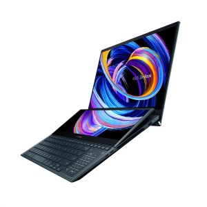 Introduced Asus ZenBook Duo 14, ZenBook Duo Pro 15 OLED
