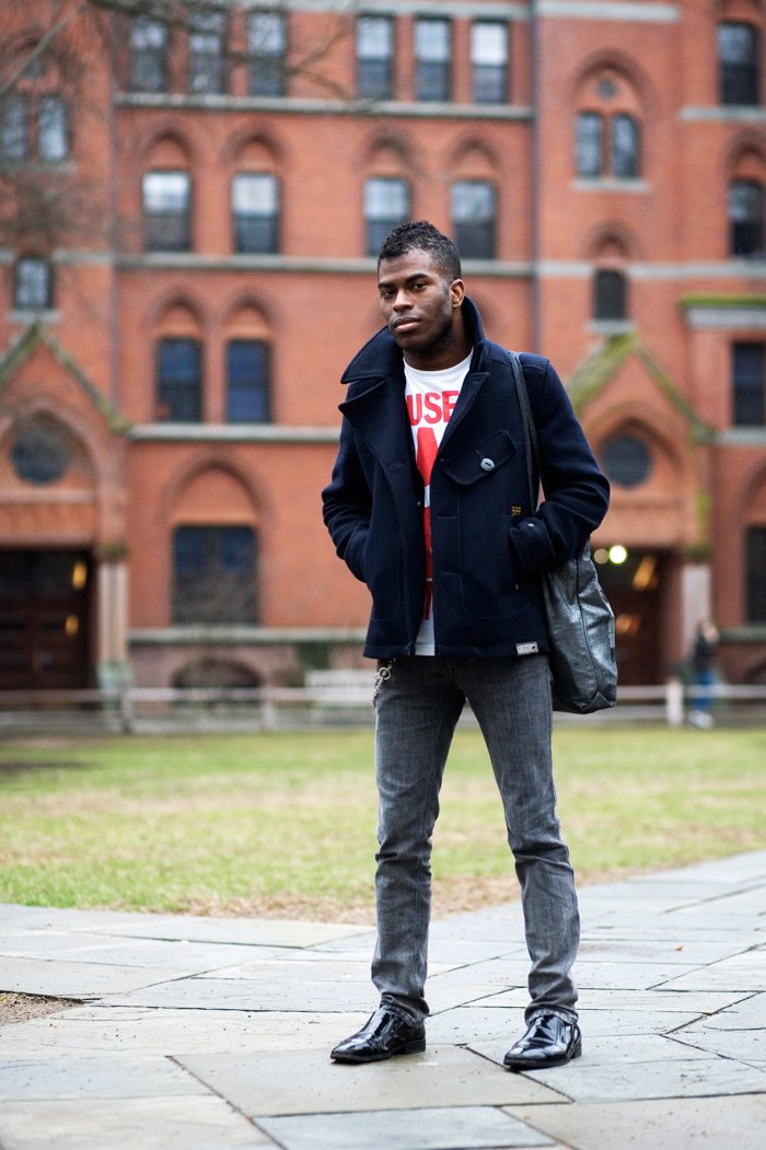 Student StyleYale New Haven The Sartorialist