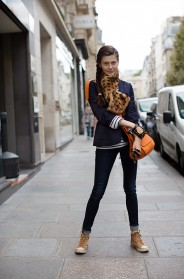 On The Streetrue Saint Honore Paris The Sartorialist