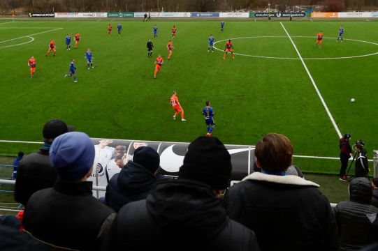 Shortly before Belarus kicked off its season, the only other up and running pro league in Europe was suspended after a meeting between the Turkish government and sports officials.