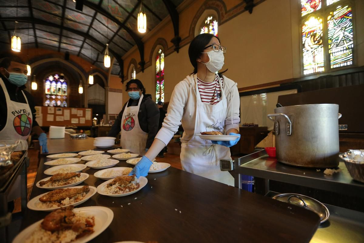 From sit-down to takeout: COVID-19 changes the way Toronto charities feed the homeless at Thanksgiving