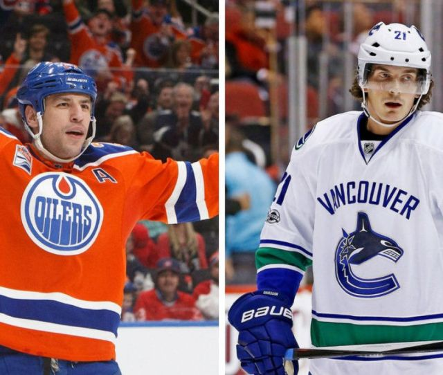 A Boom In The Nhl Free Agency Milan Lucic Of The Edmonton Oilers Loui