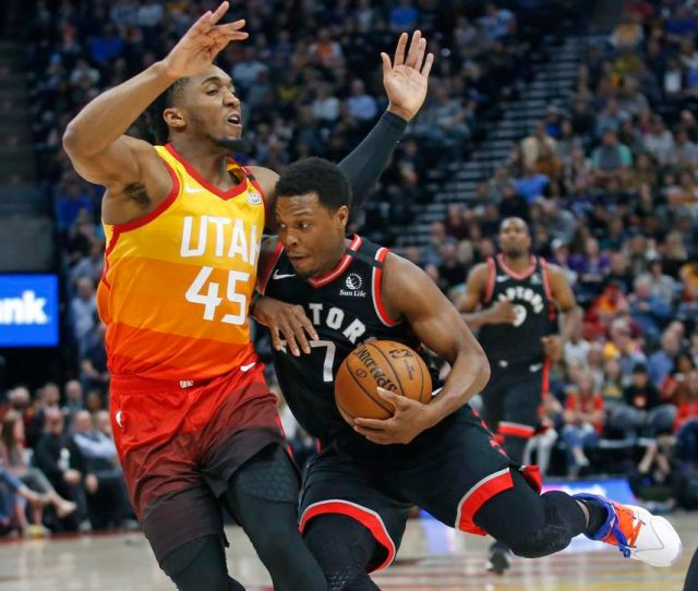 A Tough Stretch Lies Ahead For The Raptors They Say Bring It On