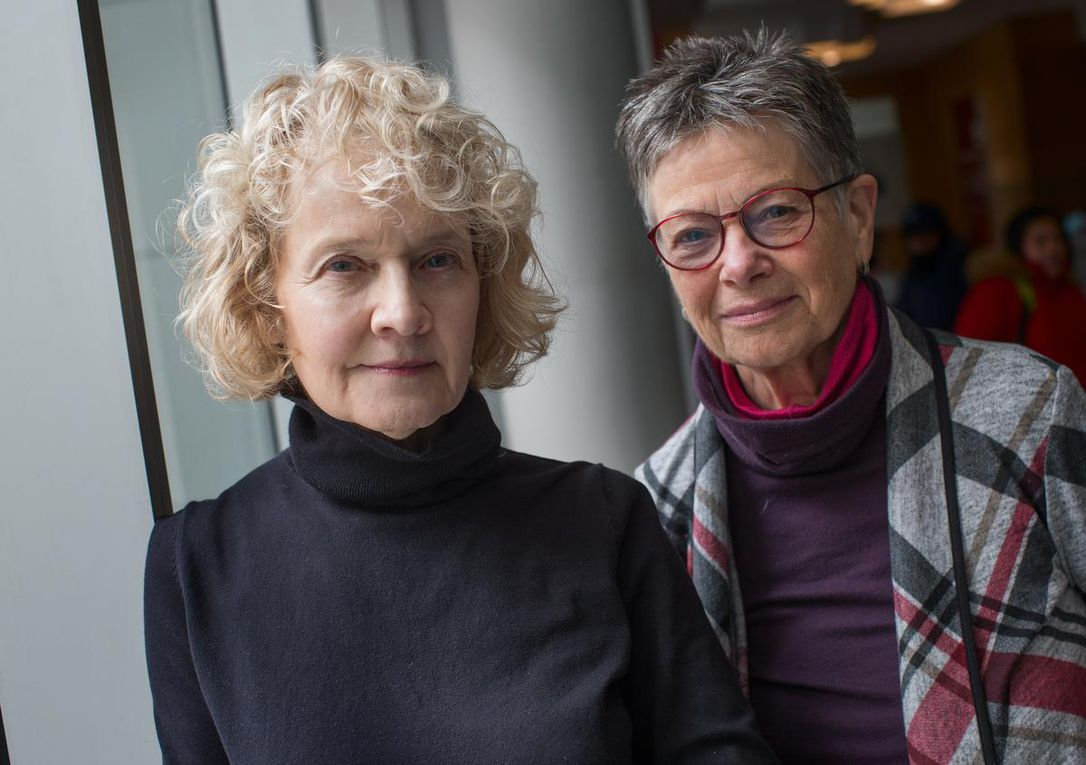 Dr. Nancy Olivieri, left, and her research partner Dr. Brenda Gallie say they brought their concerns about deferiprone to UHN officials as early as 2009.