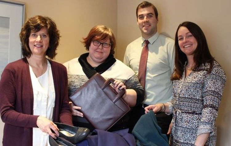 Waterdown law office organizes clothing drive to boost ...