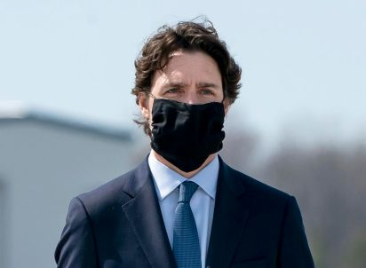 COVID-19 unmasks another difference between Justin Trudeau and ...