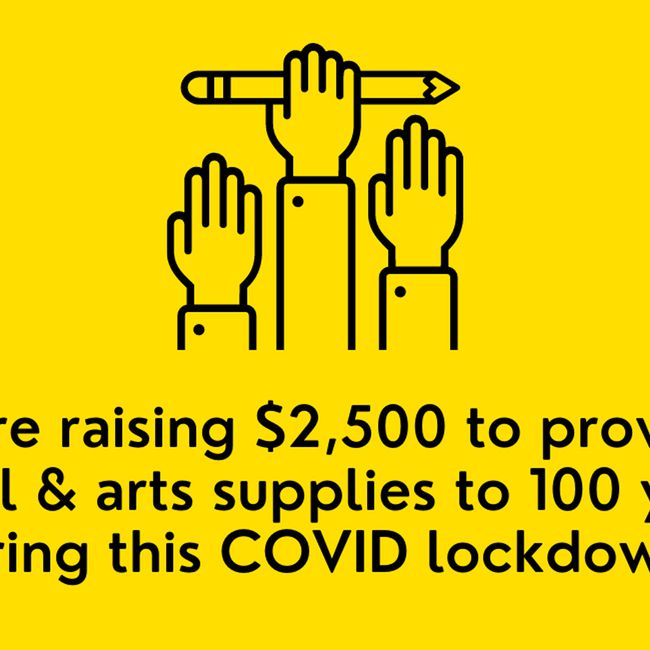 Northumberland Youth Unlimited is spearheading a fundraiser to help 100 local youth and their families with school and arts supplies during the COVID-19 pandemic.