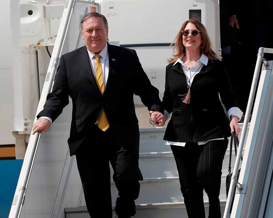 Pompeo at odds with Lebanese officials over Hezbollah ...