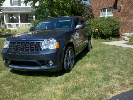 review 2010 jeep grand cherokee srt 8 the truth about cars. Black Bedroom Furniture Sets. Home Design Ideas