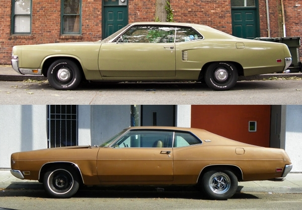 Curbside Classic  The Bootylicious 1970 Mercury Marauder X 100   The     Here
