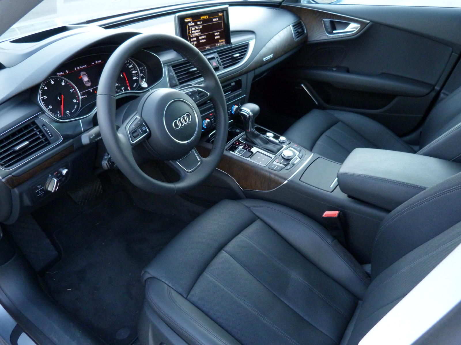 review 2012 audi a7 the truth about cars. Black Bedroom Furniture Sets. Home Design Ideas