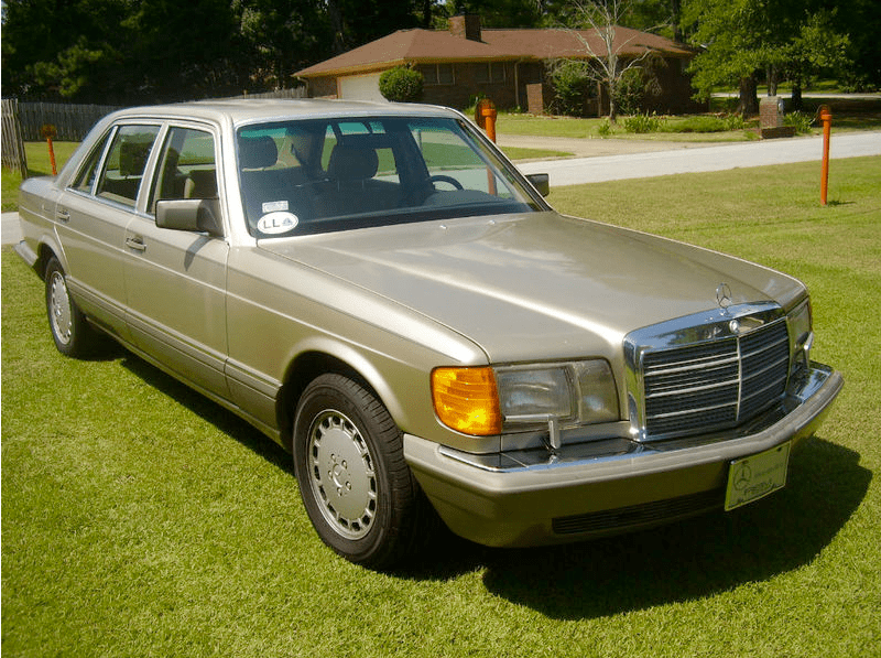 Rent Lease Sell Or Keep 1989 Mercedes Benz 420 Sel