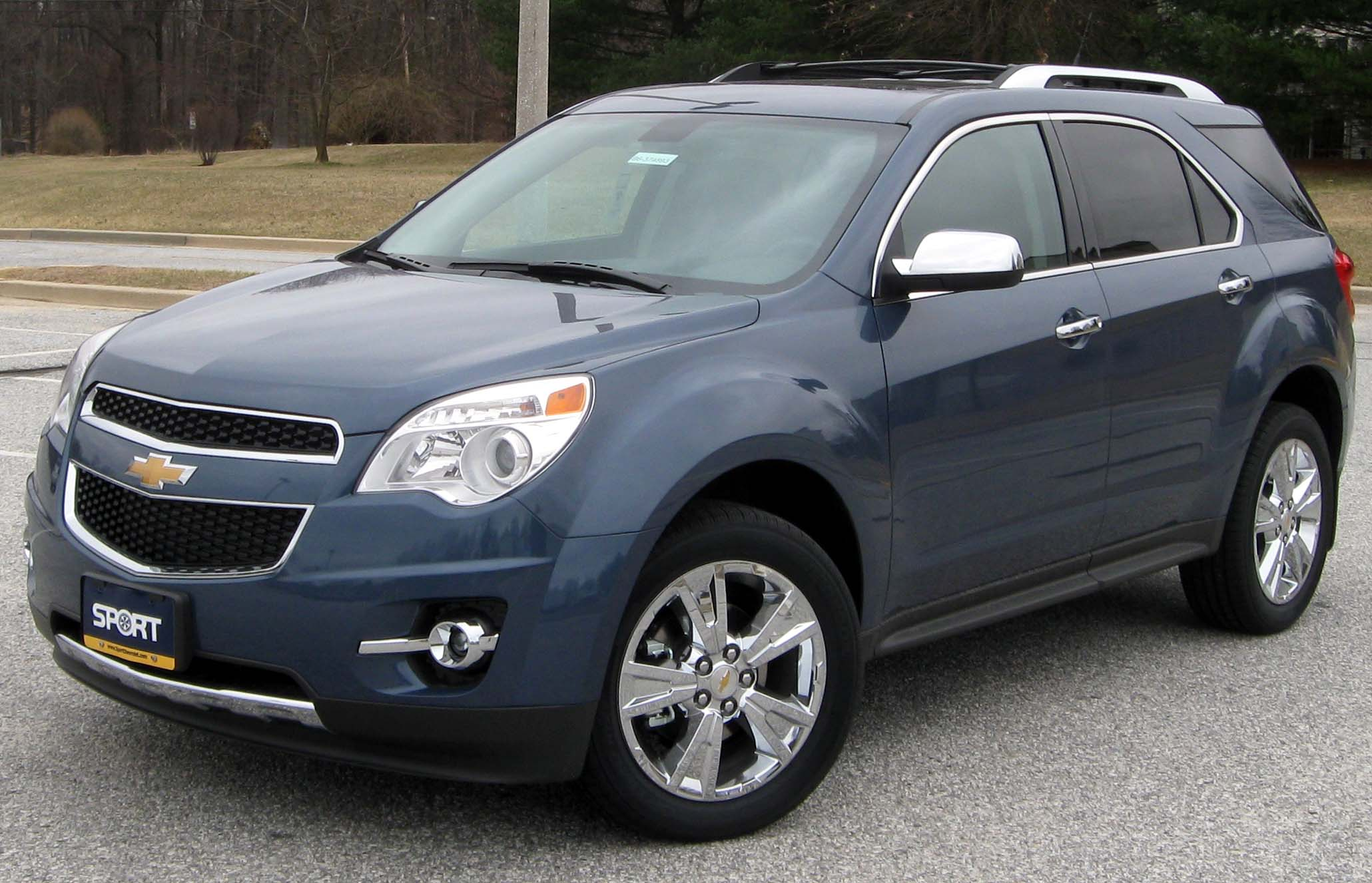 chevrolet equinox gmc terrain crossovers are a hot item but only in 4 cylinder trim the. Black Bedroom Furniture Sets. Home Design Ideas