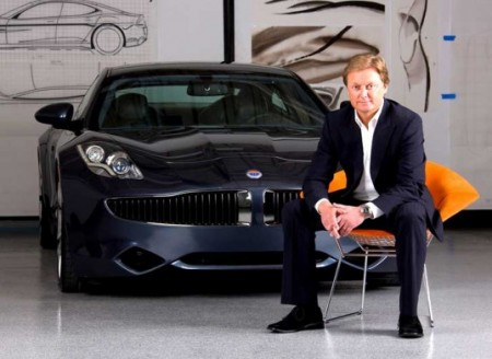 Henrik Fisker - Picture courtesy inhabitat.com