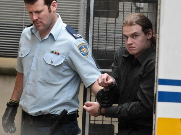 Daniel Chapman pleaded guilty to fatally stabbing his father following a heated dispute over the use of a computer.