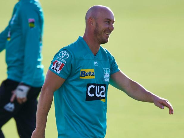 Chris Lynn has been caught up in a bubble breach.