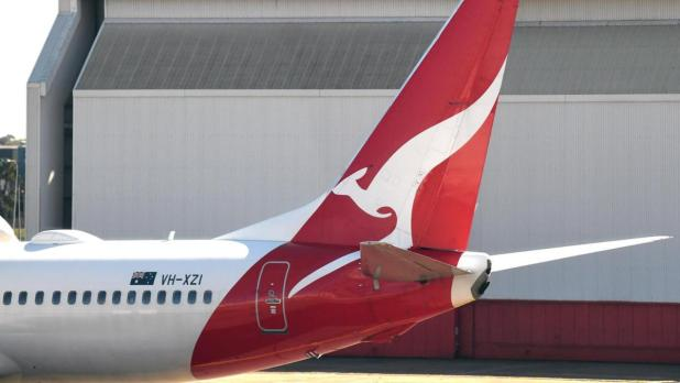 The man in his 20s was aboard a flight from Darwin to Sydney on December 18 that contained an infected Qantas staff member.