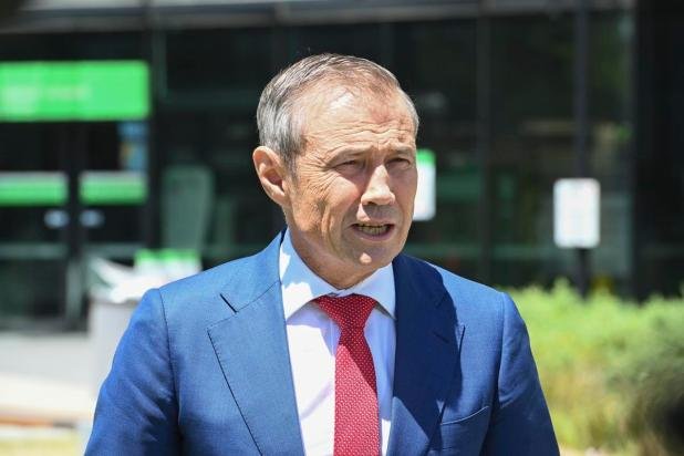 Health Minister Roger Cook.