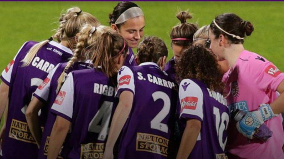 A chance to WIN a Perth Glory jersey