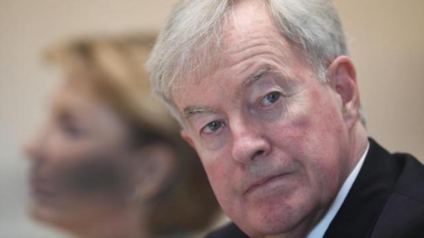 Ex-public service chief John Lloyd was reportedly found to have breached the public service code