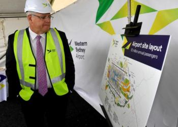 West Syd Airport metro line expedited