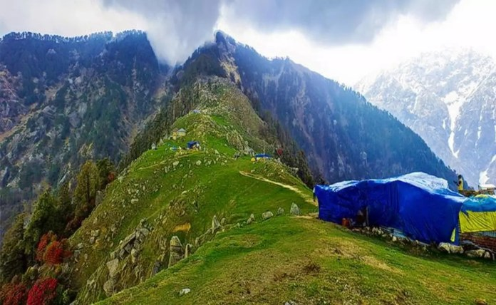 Image result for triund himachal pradesh hd