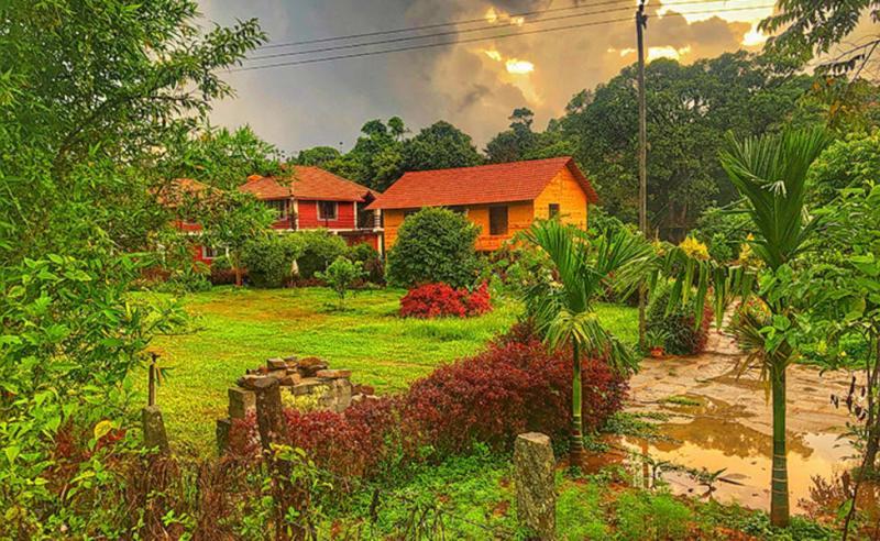 Premier Homestay Cottages In Sakleshpur Amidst Nature