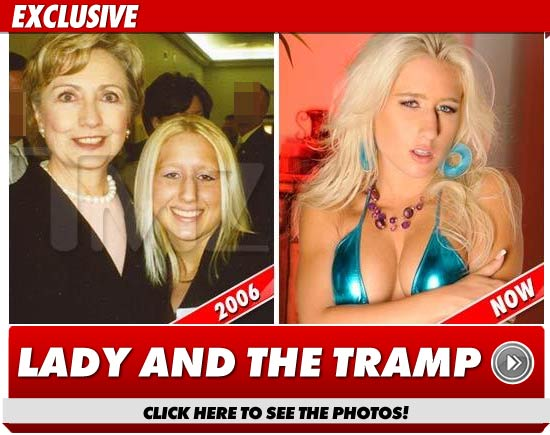 Adult Film Star Sammie Spades Tells Tmz She Was Going To Community College In Buffalo Ny Back In 2006 When She Met Then Senator Clinton At A Banquet