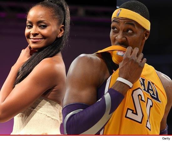 Dwight Howard -- Baby Mama Royce Reed Wants $100k to Fight ...