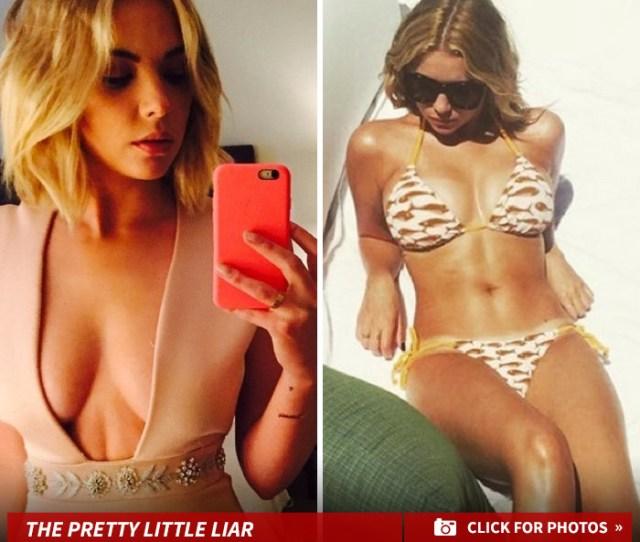 30 Sexy Ashley Benson Photos To Kickstart Your Wcw