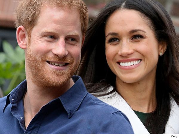 Prince Harry & Meghan Markle's Wedding Will Be Televised ...