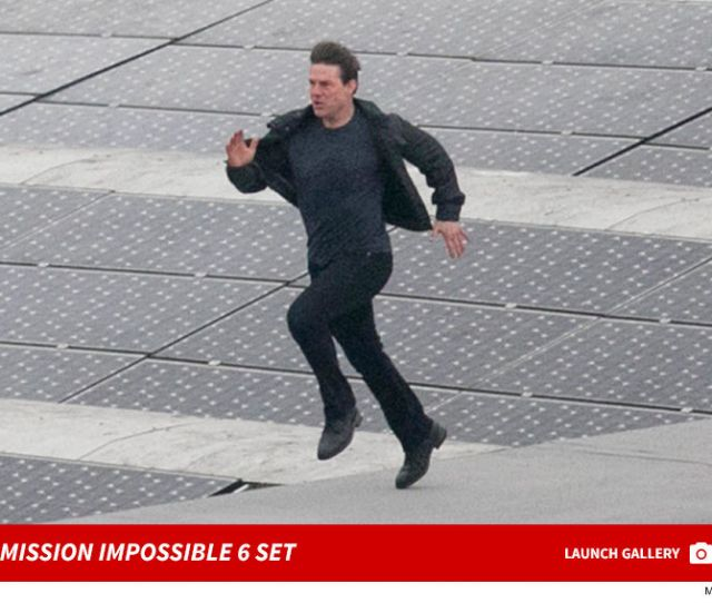 Tom Went Back To The Scene Of The Crime Jumping Out Of A High Window And Running Across The Glass Roof Of The Blackfriars Train Station In London
