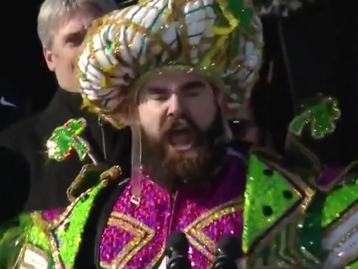 Eagles Bowl Parade Super