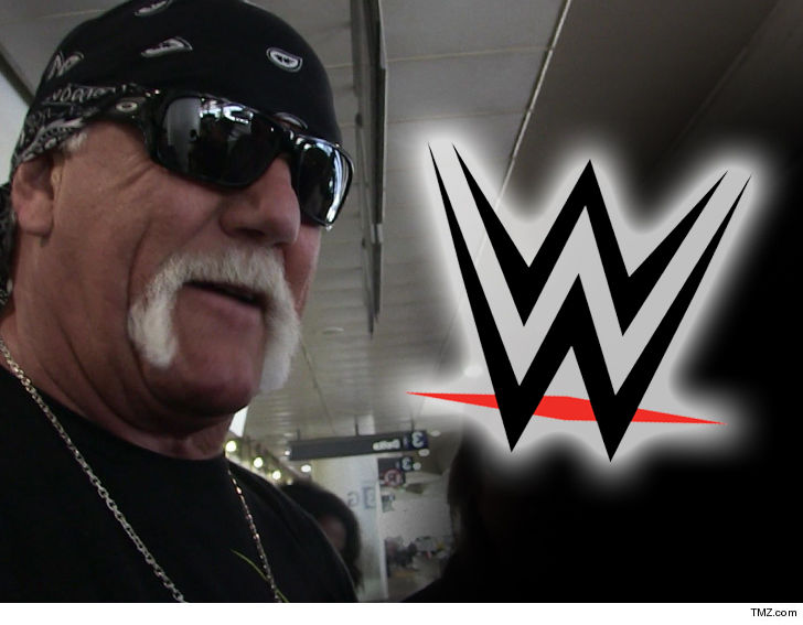 Hulkamania could once again run wild in the WWE — TMZ Sports has learned  plans to bring Hulk Hogan back to the squared circle are currently underway.