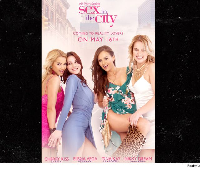 Get Ready For A Sex And The City Reboot Where Theres Wayyy More Sex More Than Just Talk About Vibrators And You Can Bang The Stars Or At Least