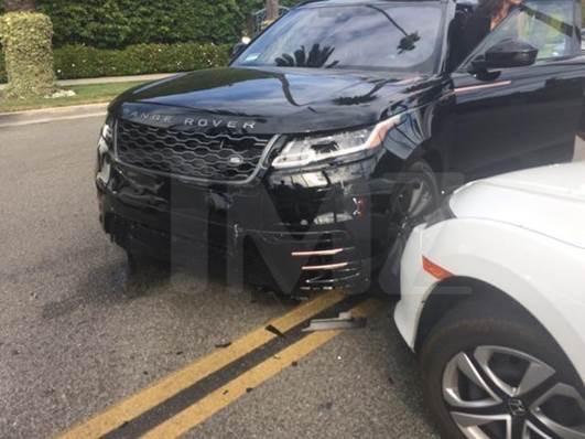 Calvin Harris - car crash