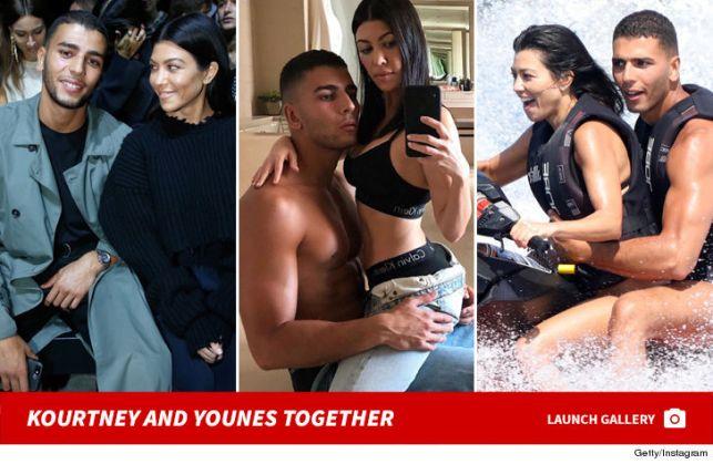 Kourtney Kardashian Dumped Younes Bendjima A Month Ago After Alleged Cheating