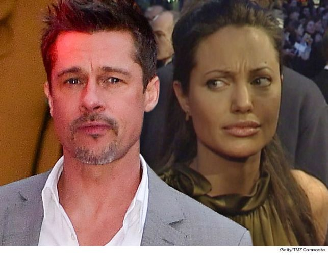 Brad Pitt Trying to Maintain Relationship with Kids Amid Angelina Jolie Divorce