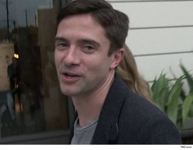 Topher Grace Gets Ominous Call About 'BlacKkKlansman' and Race Relations