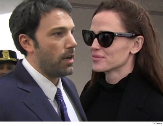 Ben Affleck Seeks Help and Will Go to Rehab After Intervention by Jen Garner