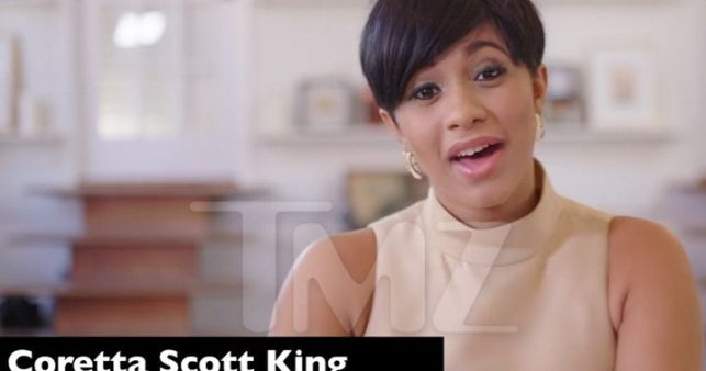 Cardi B Plays Coretta Scott King in 'Real Housewives of the Civil Rights Movement'