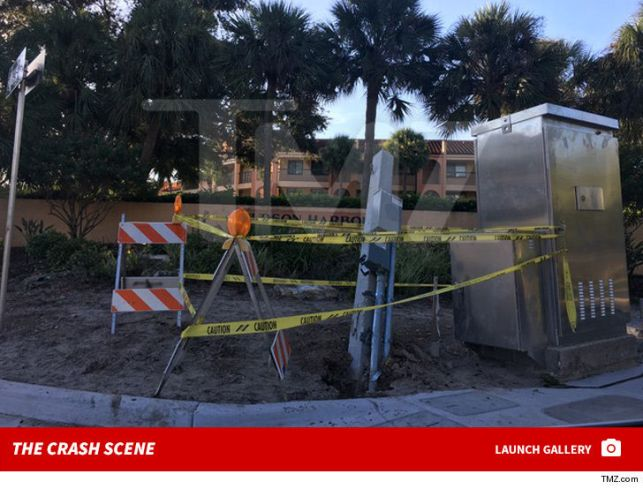 'Siesta Key' Star Brandon Gomes in Violent 3-Car Crash