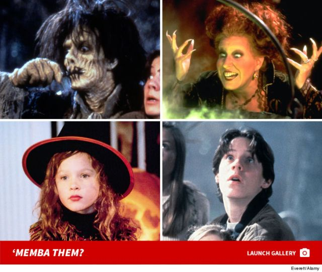 This Year Marks The 25th Anniversary Of Hocus Pocus Ef Bb Bf And Were Casting Some Spooky Spells To See What The Cast Looks Like Today