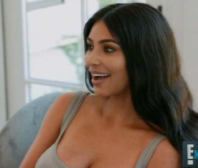 Kim Kardashian Says She Was On Ecstasy For Sex Tape First Wedding