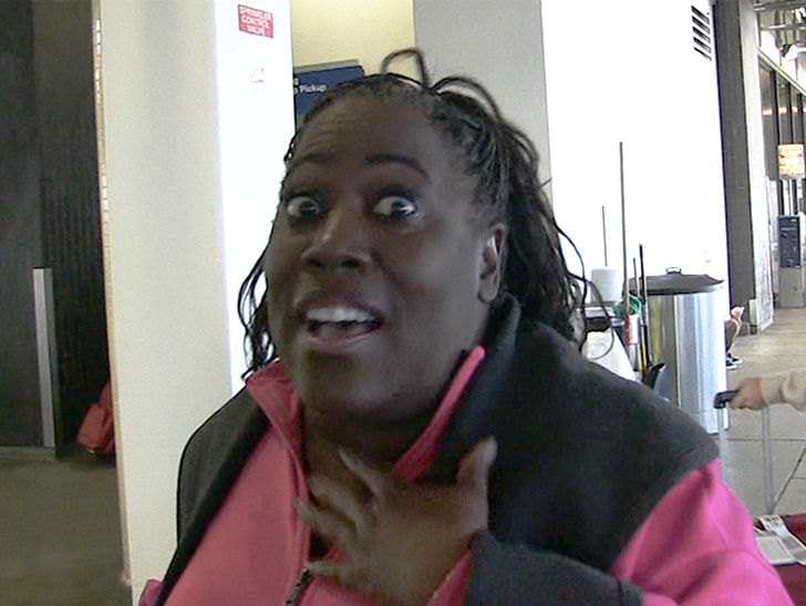Sheryl Underwood Tells Kevin Spacey To Stop Ruining The