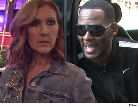 Image result for celine dion and r kelly