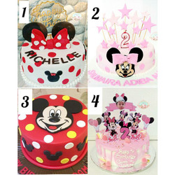 This cool collection of mickey mouse cake ideas and designs is sure to provide you with inspiration as you set off to create the coolest mickey mouse cake. Jual Kue Ulang Tahun Mickey Mouse Di Dki Jakarta Harga Terbaru 2021