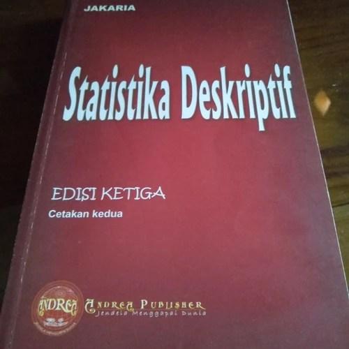 06/04/2019· statistik deskriptif adalah bagian dari statistik yang paling mendasar yang tidak pernah bisa dipisahakan dalam analisis data. Jual Buku Statistika Deskriptif Kab Bandung Zuyina Tokopedia
