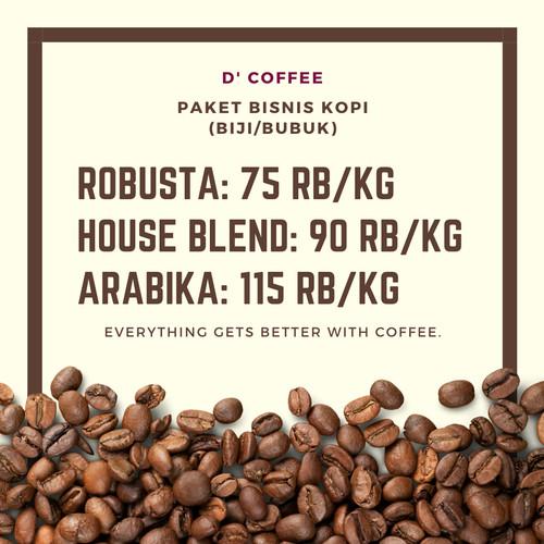 Jual Paket Bisnis Kopi Kota Bekasi Dcoffee Shop Tokopedia