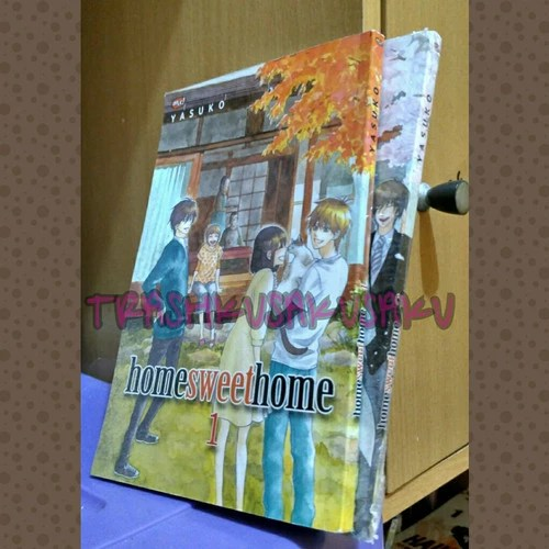 Webtoon // sweet home // ep. Jual Set Tamat Komik Home Sweet Home Yasuko Vol 1 2 Kab Bandung Trashkusakusaku Tokopedia